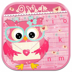 Love Owl Keyboard Theme 10001002 Download Apk For Android Aptoide