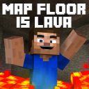 Mappe Floor is Lava per MCPE