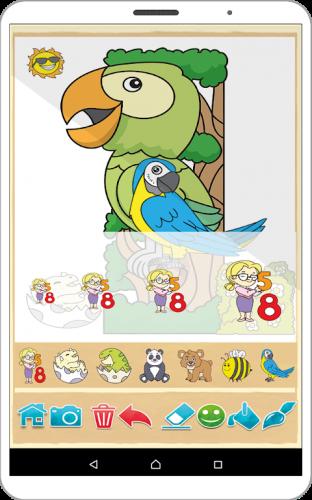 Boyama Ve Cizim Ucretsiz Boyama Kitabi Oyunu 9 7 2 Android Apk