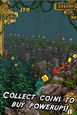 Temple Run screenshot 2
