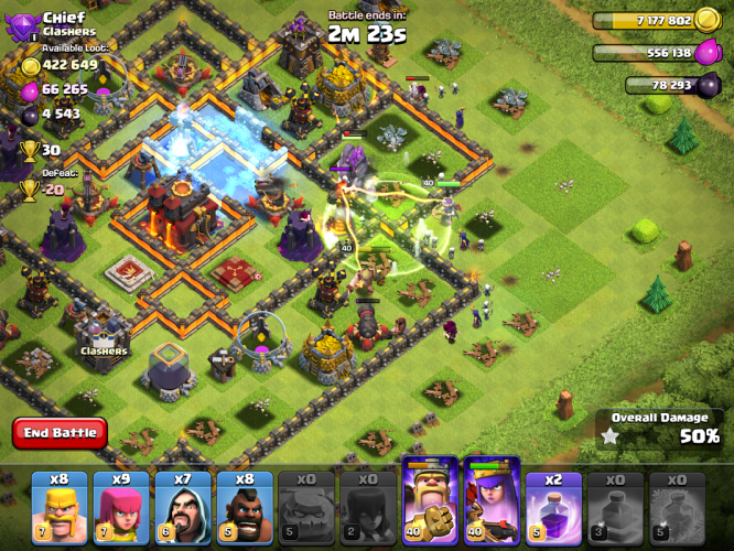 Clash Of Clans 13 675 22 Telecharger Apk Android Aptoide