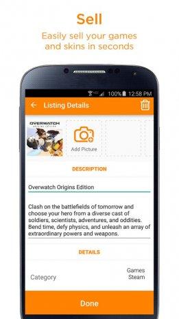 Gameflip: Buy and Sell Games & Digital Items1 40 2 tải APK