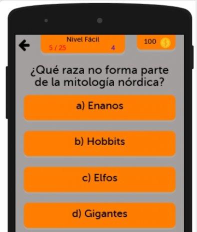 Trivial Mitología Nórdica 1 5 Download APK for Android - Aptoide