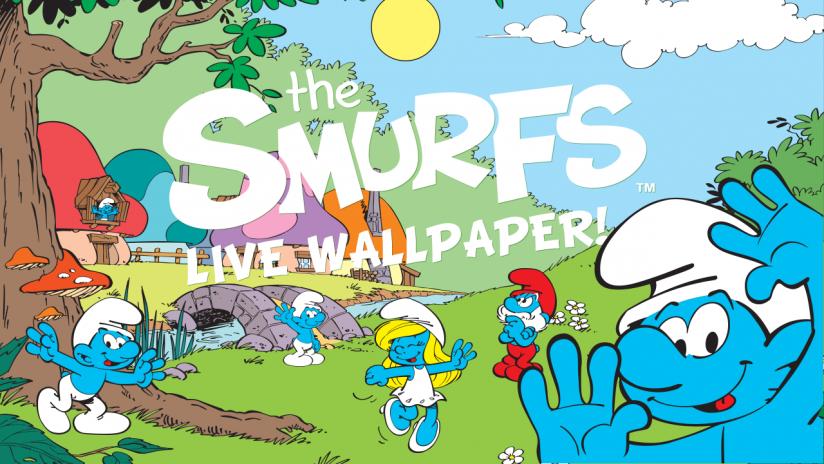 The Smurfs New Live Wallpaper 109 Télécharger Lapk Pour Android