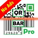 Qr BarCode Scanner & Generator Pro (No Ads)