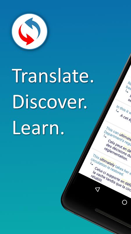 Reverso Translation Dictionary screenshot 3