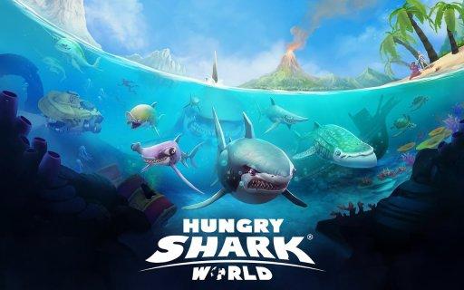 Hungry Shark World screenshot 12