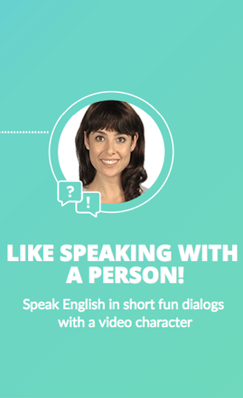 SpeakingPal: Learn English, Speak English screenshot 2