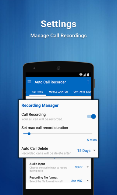 Auto Call Recorder : Auto call recorder download apk for android aptoide