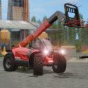 Kepçe Dozer Simülasyonu 2020