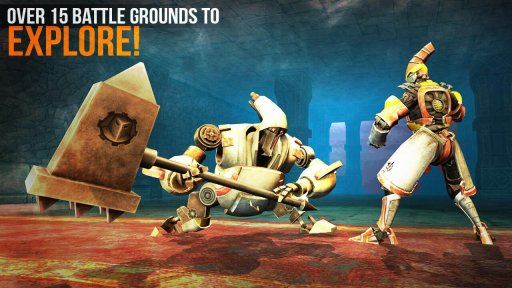 Clash Of Robots screenshot 6