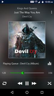 PowerAudio Pro Music Player screenshot 7