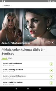MTV Katsomo screenshot 13