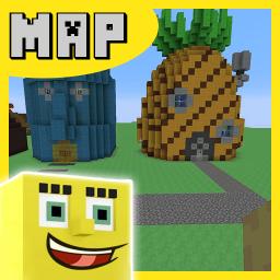 minecraft bikini bottom map download