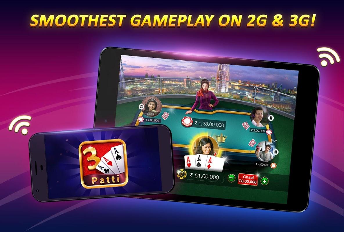 Teen Patti Gold - With Poker & Rummy screenshot 7