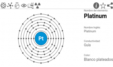 Tabla peridica de elementos 30 descargar apk para android aptoide tabla periodica de elementos captura de pantalla 13 urtaz Image collections