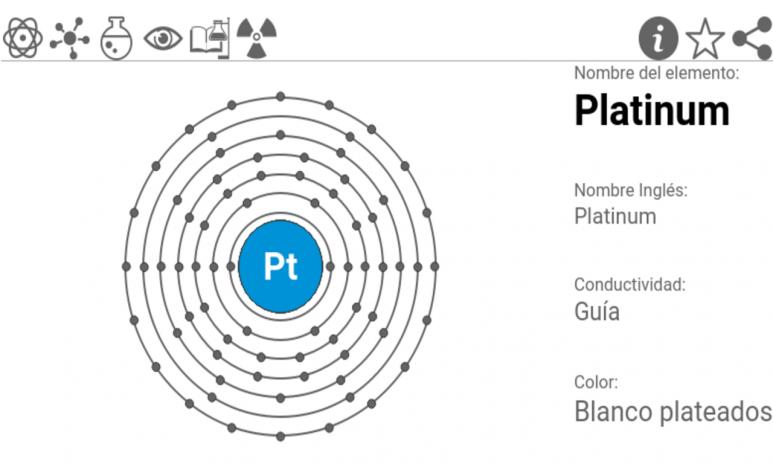 Tabla peridica de elementos 30 descargar apk para android aptoide tabla periodica de elementos captura de pantalla 13 urtaz Gallery