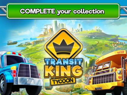 Transit King Tycoon  – Transport Empire Builder screenshot 10