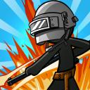 Modern Stickman War World