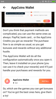 Aptoide Dev screenshot 4