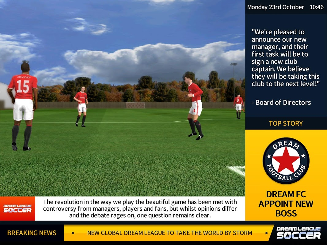 Dream League Soccer 2017 screenshot 8