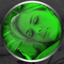 Night Vision Camera Simulation