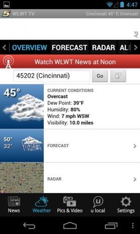 Wlwt Cincinnati News Weather 2015 Download Apk For Android Aptoide