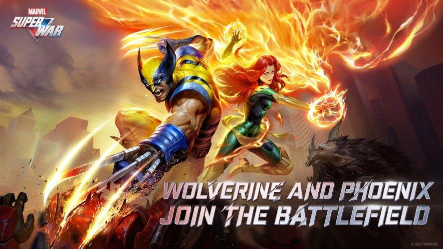 MARVEL Super War screenshot 6