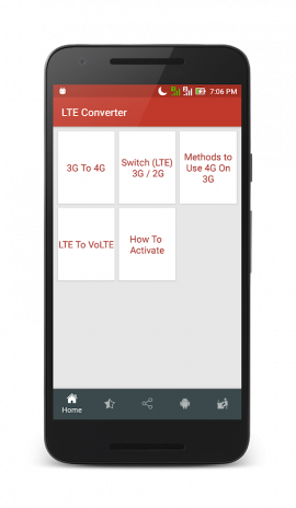 LTE Converter 3G To 4G 1 2 Download APK for Android - Aptoide