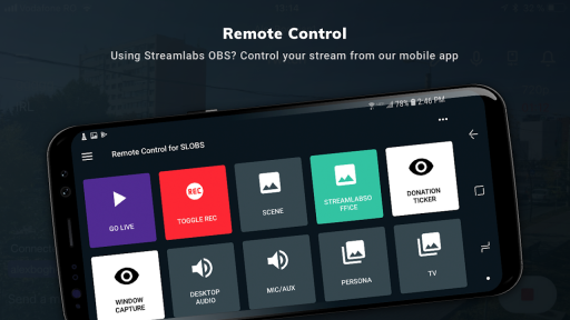 Streamlabs - Stream Live to Twitch and Youtube screenshot 3