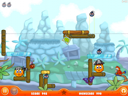 Cover Orange: Journey screenshot 3