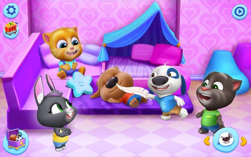 My Talking Tom Friends screenshot 11