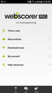 Race & Lap Timer screenshot 1