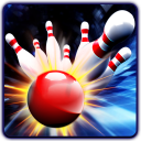 Bowl Pin Strike Deluxe 3D