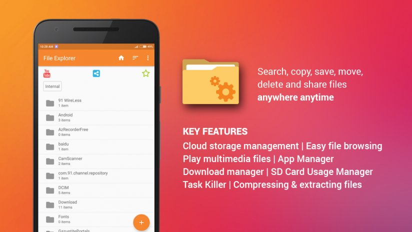 ES File Manager2 4 1 tải APK dành cho Android - Aptoide