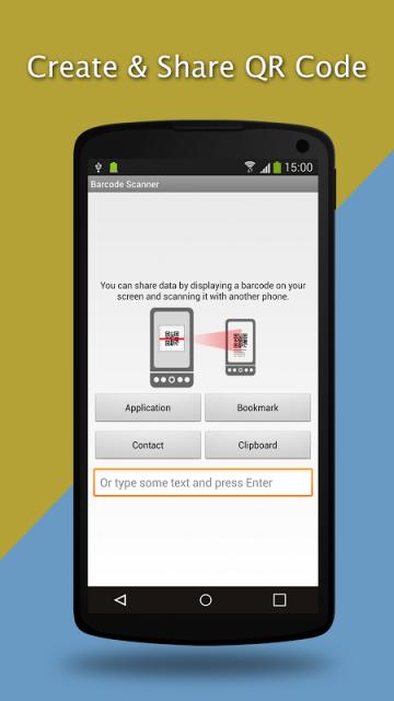 qr code scan barcode scanner download apk for android aptoide. Black Bedroom Furniture Sets. Home Design Ideas