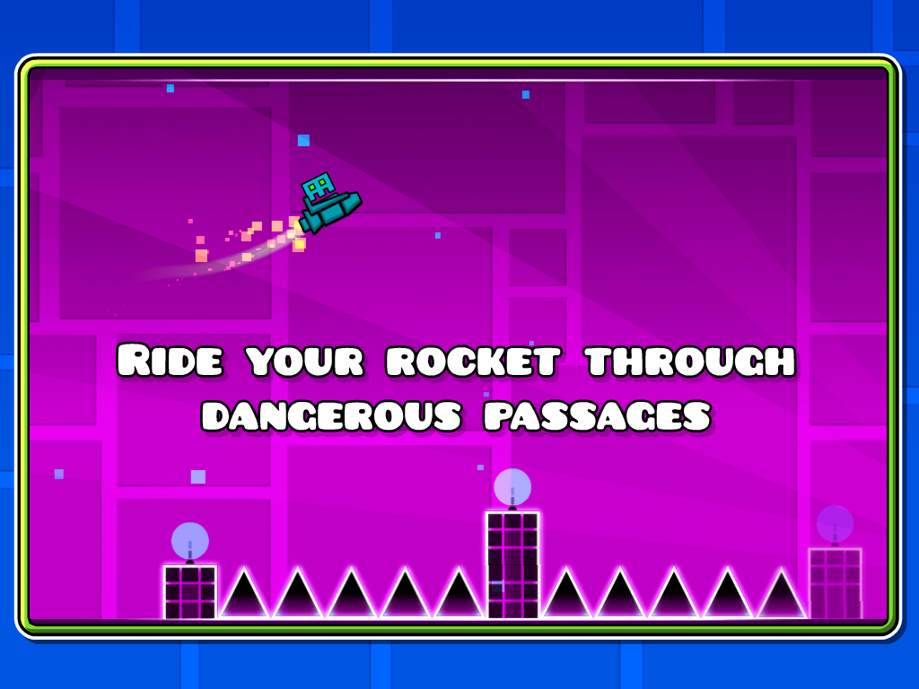 Geometry Dash Lite screenshot 2