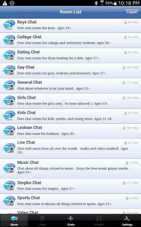 1 chat avenue b 1 0 6 download apk for android aptoide
