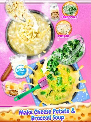Cheese soup hot sweet yummy food recipe 10 download apk for cheese soup hot sweet yummy food recipe screenshot 2 forumfinder Choice Image