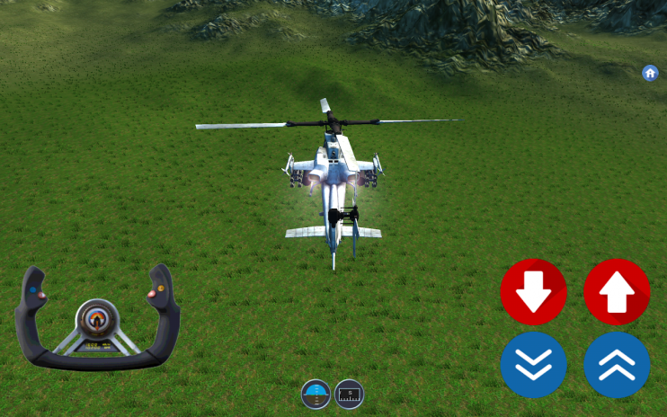 Hubschrauber Spiel 3d Screenshot 1 2