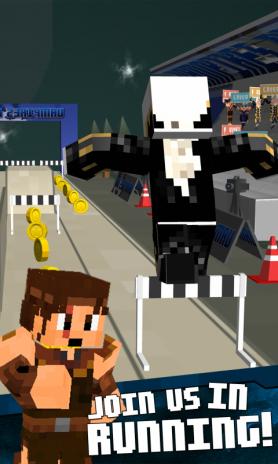 3D Skins to Castlevania Running Block Kids Games 1 0
