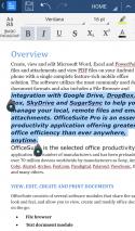OfficeSuite Font Pack Screenshot