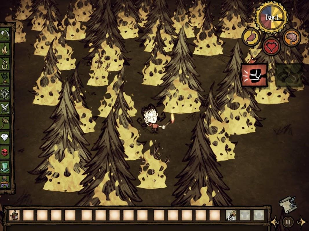 Don't Starve: Pocket Edition screenshot 2
