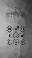 Nimbbi - Icon Pack Screen