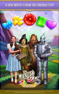 The Wizard of Oz Magic Match 3 screenshot 4
