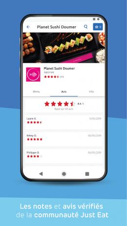 Just Eat Livraison De Restaurants 480818 Download Apk