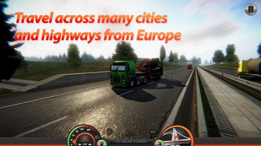 Truck Simulator : Europe 2 screenshot 14