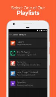 SoundHound ∞ Music Search screenshot 6