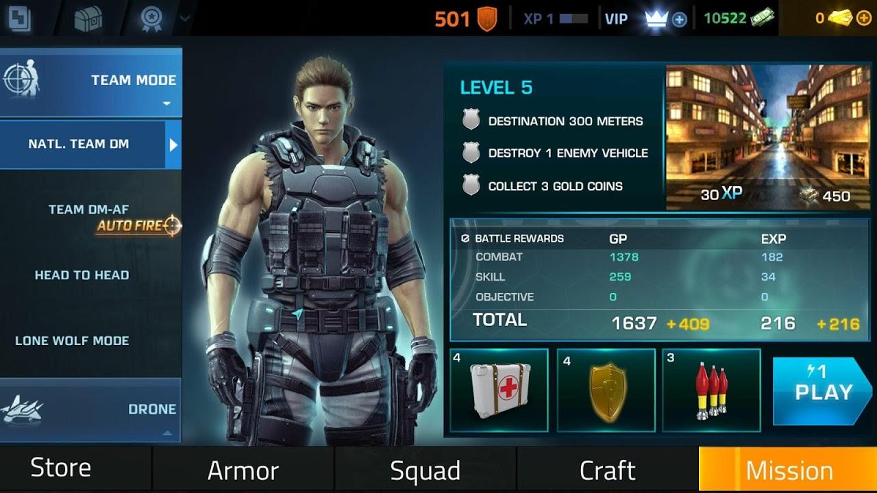 Armed Fire Attack- Best Sniper Gun Shooting Game screenshot 4