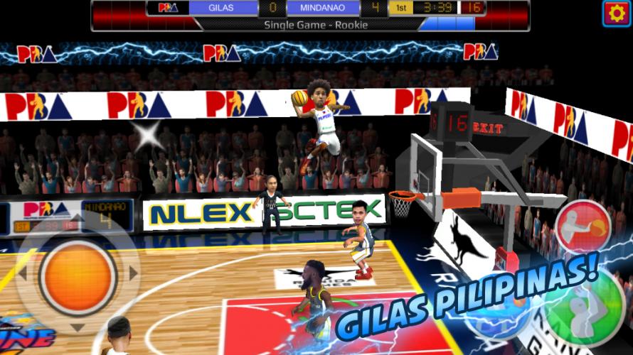 Basketball Slam 2020! screenshot 2